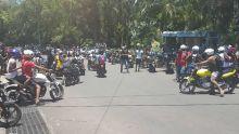 Rallye illégal : organisateurs, participants et spectateurs doivent assumer les conséquences