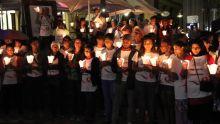 AIDS Candlelight Memorial - Alain Wong : «Grâce à PILS, moins de personnes meurent du sida»