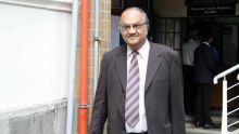 Document déposé au Parlement : Dev Manraj touche Rs 136 500 par mois  hormis ses rémunérations comme secrétaire financier :