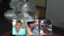 Rs 600M d'héroïne saisis à La Réunion l'an dernier : le procès des trois Mauriciens démarre en février