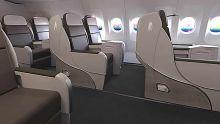 La classe Business Corsair : une nouvelle expérience de voyage