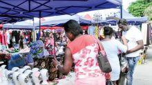 Urban Terminal : les marchands ambulants autorisés à opérer à la place Decaen jusqu'à décembre