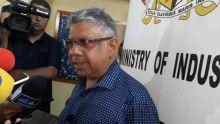 Hausse du prix du carburant : « une situation hors de notre contrôle », dit Ashit Gungah