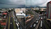 Déviation routière à Port-Louis : la voie gauche de l'autoroute vers le nord fermée à la circulation