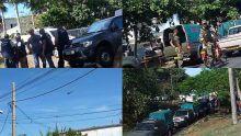 Saisie de drogue à Résidences Barkly : six personnes arrêtées