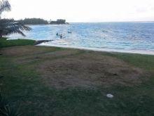 Blue-Bay : un touriste grièvement blessé après avoir été percuté en mer