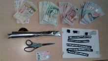 Belle-Rive : un trentenaire arrêté avec 12,5 grammes d'héroïne