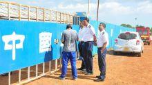 China State Construction Engineering Corporation Ltd : «Les ouvriers étrangers auront leur matelas aujourd'hui», dit la direction