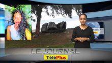 Le Journal Téléplus – Accident à La Prairie : après sa sœur et son neveu, décès de Theresa Genave