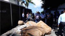 Accès interdits sur la plage Pointe d'Esny : Mahen Jhugroo investit les lieux