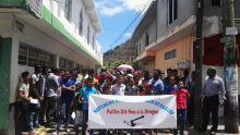 Marche de sensibilisation : «Plus de 20 000 mineurs se droguent à Maurice », dit Ally Lazer