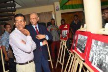 Navin Ramgoolam : «Ameenah Gurib-Fakim aurait dû partir depuis longtemps»