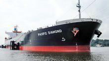 Carburants : le Pacific Diamond autorisé à quitter New Mangalore