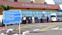 A l'aéroport : un habitant d'Eau-Coulée arrêté avec de la drogue synthétique
