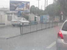 Fortes pluies : la région de St-Félix fortement impactée par les intempéries