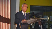 le Premier ministre Pravind Jugnauth