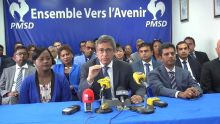Réforme électorale : le PMSD devant l'Electoral Boundaries Commission