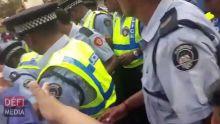 Agression sur des policiers : sept arrestations