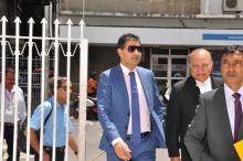 Affaire Roches-Noires : Rakesh Gooljaury nie avoir fourni des informations au gouvernement