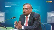 Rama Sithanen : invité du Grand Journal