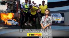 Le Journal Téléplus – Crash d'un 4x4, 7 mineurs voulaient faire du drift