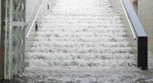 Intempéries : le tunnel du Caudan fermé en raison des accumulations d'eau