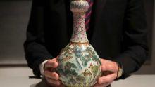 Oublié dans un grenier, un exceptionnel vase chinois vendu par Sotheby's