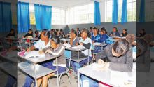 NINE-YEAR continuous education:The national form three examination