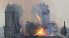 [Vidéo] Choc en France : incendie à Notre-Dame de Paris