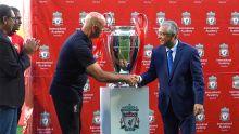 Pravind Jugnauth: «Le recrutement par la Liverpool Football Academy se fera en toute transparence»