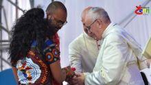 JMJ  -Olivier Letang : « J'ai demandé au Pape François de venir à Maurice et il a dit oui ! »