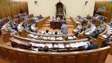 Assemblée nationale : une longue séance à l'horizon