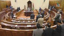 Parlement : l'examen des dotations budgétaires se poursuit ce mardi, suivez notre live