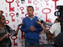 Nouveau QG du PTr : «Les travaux débuteront dès que la police débloquera l'argent du parti», dit Patrick Assirvaden