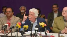 La Présidente pas obligée de nommer XLD ou Pravind Jugnauth comme PM si SAJ se retire, selon Paul Bérenger