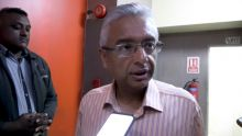 Pravind Jugnauth sur Sudhir Sesungkur : «Linn tenir ban propos inakseptab»