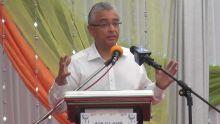 Tarifs de l'eau: Pravind Jugnauth affirme n'avoir pas voulu imposer un «fardeau financier» aux consommateurs