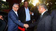 Le haut-commissaire indien à Maurice, Abhay Thakur, tire sa révérence