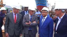 Pravind Jugnauth : «Rs 47 milliards seront investies pour développer le port en un hub régional»