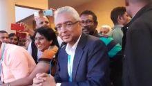 L'Alliance Morisien remporte les législatives : première déclaration de Pravind Jugnauth