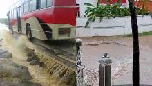 Intempéries : des régions du Nord copieusement arrosées, des accumulations d'eau signalées