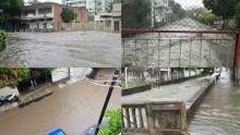 Avis de fortes pluies – des rivières et cours d'eau en crue