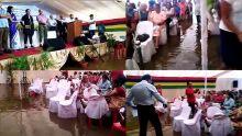 A Camp-Levieux : Des ministres les pieds dans l'eau !