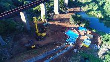 GRNO : vue aérienne du Metro Bridge