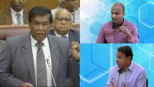 Parlement : le « trésor » découvert à Rodrigues au centre de la PNQ, suivez notre live