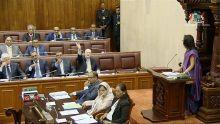 Parlement : le ton monte après une question de Bhagwan
