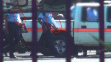 Une société privée offre des «cadeaux» à des motards et policiers en uniforme