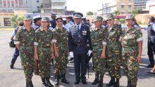 Les Casernes centrales fêtent les femmes au sein de la force policière