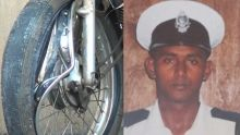 Accident fatal : témoignage du cousin du policier Ashwin Ragoonath