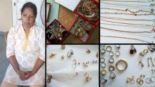 Rs 500 000 de bijoux volés à Grand-Gaube : une servante arrêtée